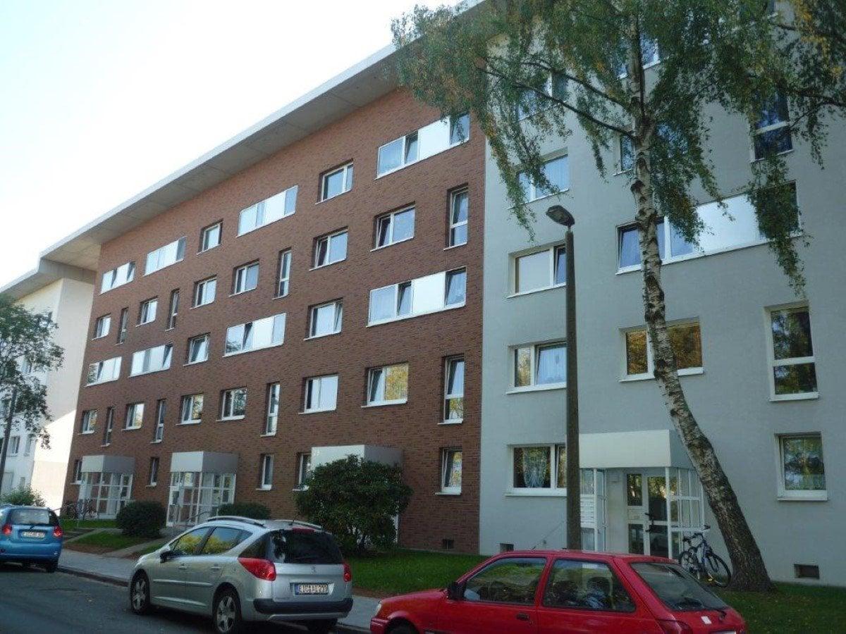 2-Zimmer-Wohnung – Hertzstraße