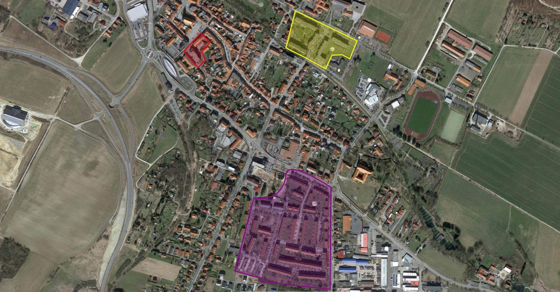 Wohnquartiere in Worbis