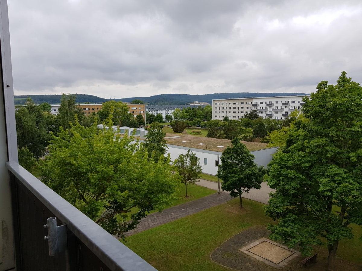 3-Raum Wohnung in Leinefelde mit 2 Balkonen